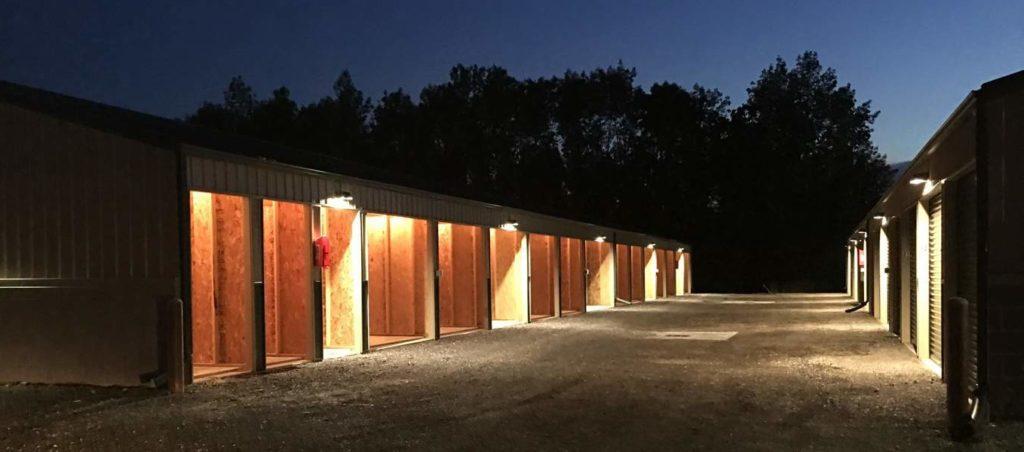 Sussex business storage units
